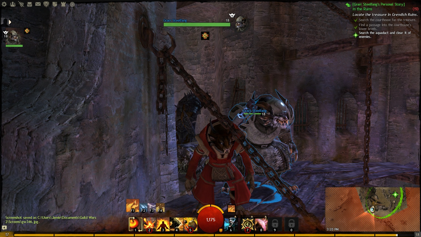 Game Guilds War 2: review, features, passage and reviews 3
